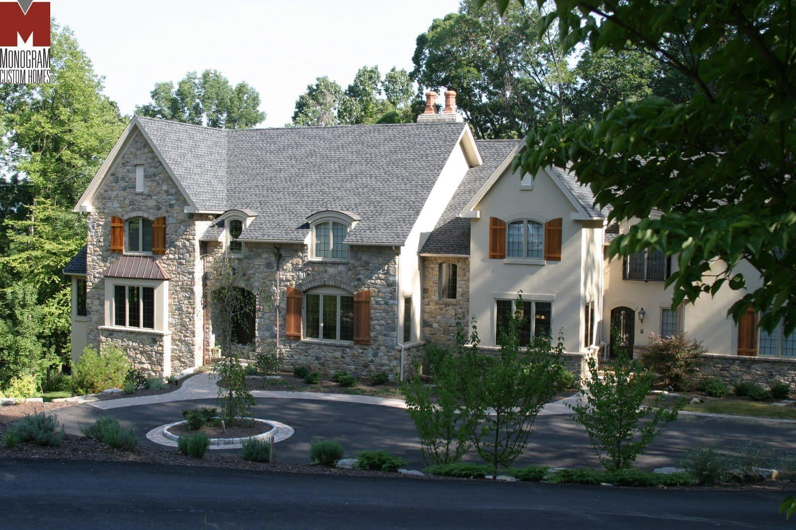 Award winning custom home builder in lehigh valley pa for Monogram homes