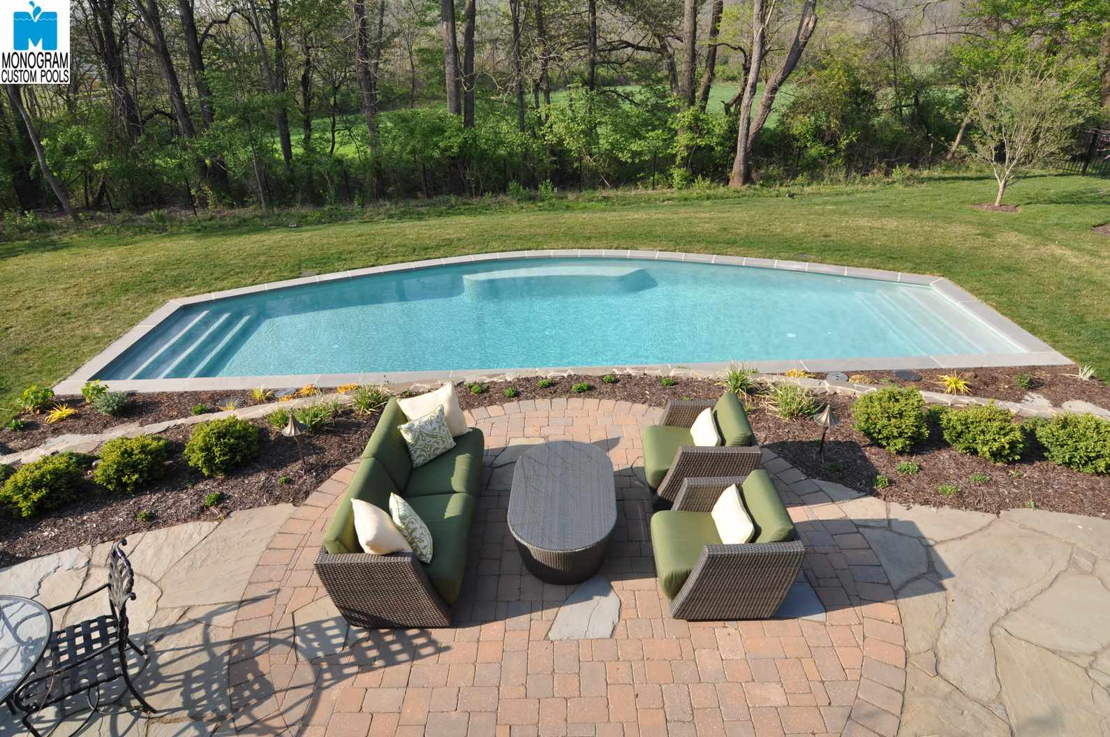 custom pool builder saucon valley pa