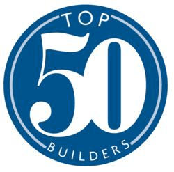 top 50 buiders
